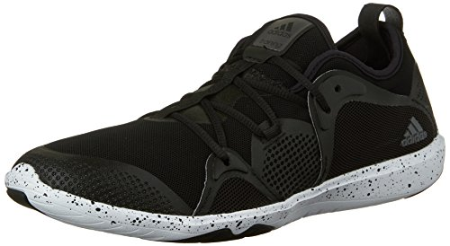 adidas Women's Adipure 360.4 W Training Shoes, Core Black \ White,6 M US
