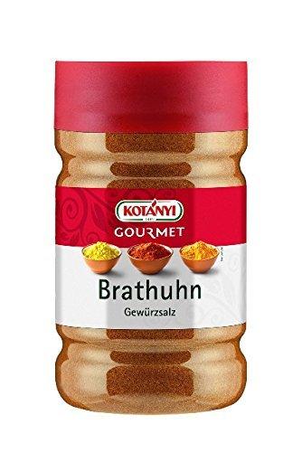 Kotanyi Brathuhn Gewürzsalz 1200ccm Dose