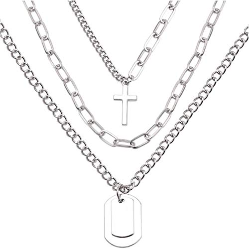 JMZDAW Halskette Anhänger aleación de zinc