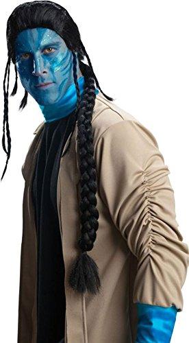 Costumes For All Occasions Avatar Jake Sully Herrenperücke Lizenzware Einheitsgröße