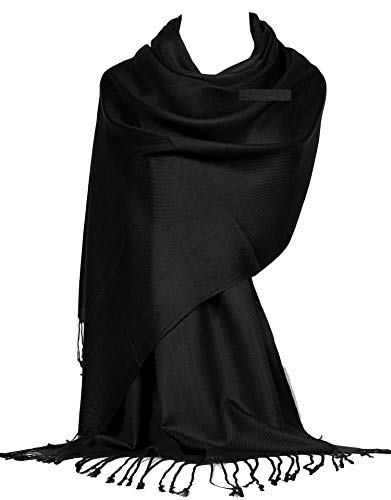 GFM® Schal im Pashmina Stil Schal (B9-205-HJ-01-KL)