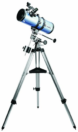 Skywatcher Skyhawk-114 Newton - Telescopio (114 mm, f/1000), Color Plateado
