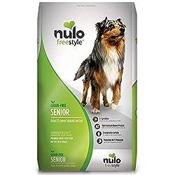 Nulo Senior Grain-Free Formula