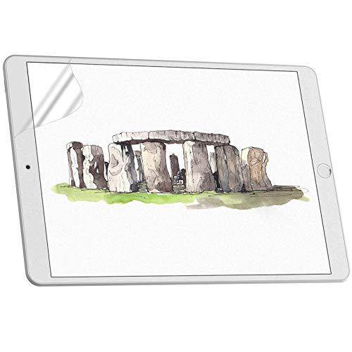 NIMASO ペーパーライク フィルム iPad 10.2 (8世代 2020 / 7世代 2019) 用 上質紙タイプ アンチグレア