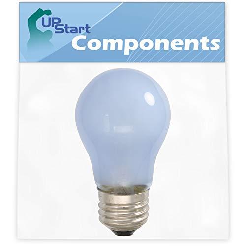 241555401 Refrigerator Light Bulb Replacement for Frigidaire FRT21FG3DQ6 Refrigerator - Compatible with Frigidaire 241555401 Light Bulb