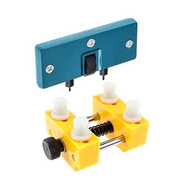 Vastar Watch Adjustable Opener Back Case Press Closer Remover Repair Watchmaker Tool...