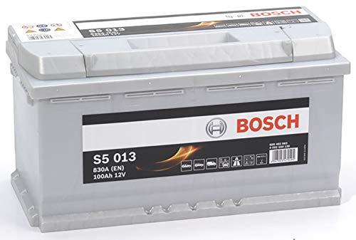 Bosch Batteria per Auto S5013 100A / h-830A