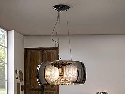 Schuller - Lamparas Modernas - Colgante Argos Dimable con Mando (50x50)