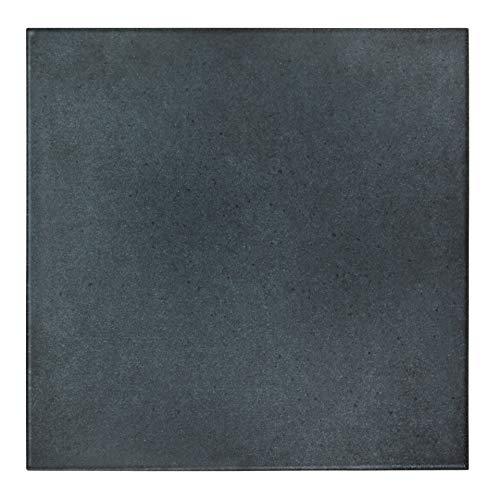 Nais - Baldosas cerámicas para suelos y paredes (interior y exterior) - Colección Art Nouveau - Color Navy Blue (20x20 cm)