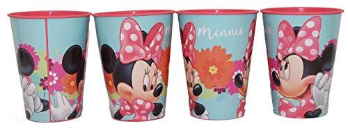 Disney Minnie Maus Trinkbecher Saftbecher Becher Set