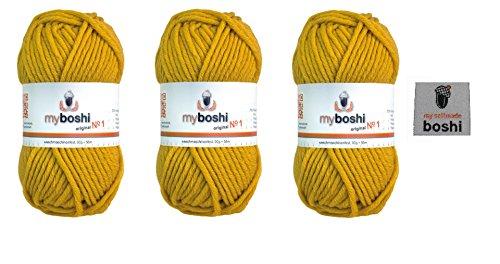 MyBoshi No. 1 senf 112 3 Set