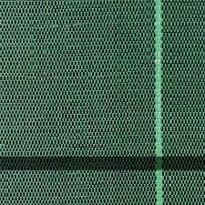 ITALFROM - Toile pour paillage Vert quadrillé Tissu polypropylène Anti-déchirure - 50 x 2,10 m