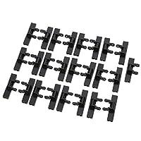 クイックリンク25個のトレッドチェーンリンク産業用ロボット部品機械組立用の耐食性