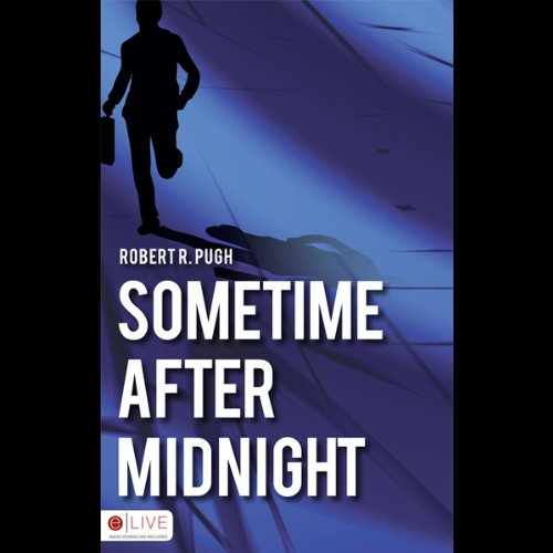Sometime After Midnight audiobook cover art