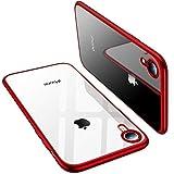 TORRAS Crystal Clear Hülle Kompatibel mit iPhone XR Hülle (Dünn und Vergilbungsfrei) Transparent...