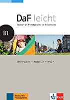 DaF leicht: Medienpaket B1 CDs (4) + DVD-Rom