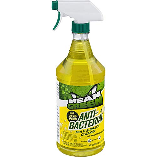 Mean Green Anti-Bacterial Multi-Surface Cleaner Lemon Scented