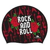 Turbo Gorro Natación Silicona Rock Rock 9701974 Silicone Cap