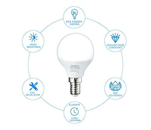 Abishion Bombillas LED