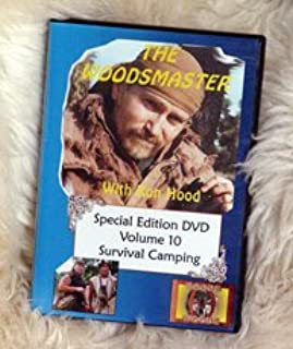 Survival Camping: Woodsmaster Volume 10 (DVD)
