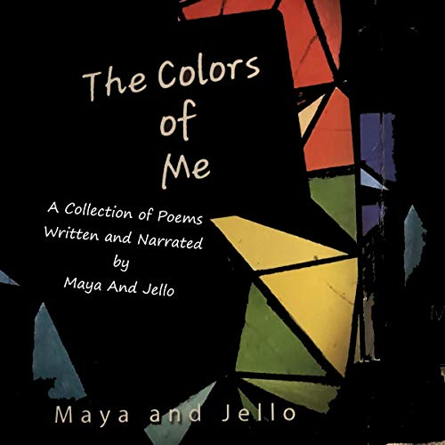 The Colors of Me audiobook cover art