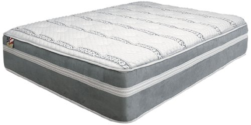 Best Price Furniture of America Envision III 14-Inch Tight Top Gel Memory Foam Mattress, Full