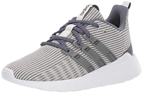 adidas Women's Questar Flow Running Shoe, raw White/Night Metallic/Onix, 9.5 M US