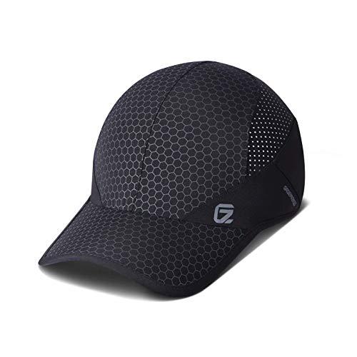 GADIEMKENSD Gorra deportiva de secado rápido [Libre suave + Ligera y transpirable + Impermeable]...