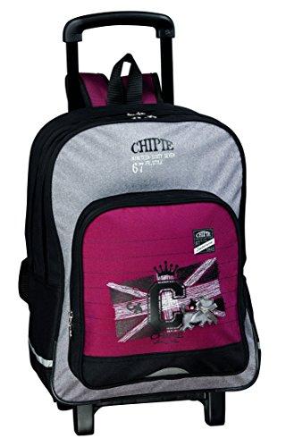 Chipie Bolso escolar, burdeos (Rojo) - 400062285
