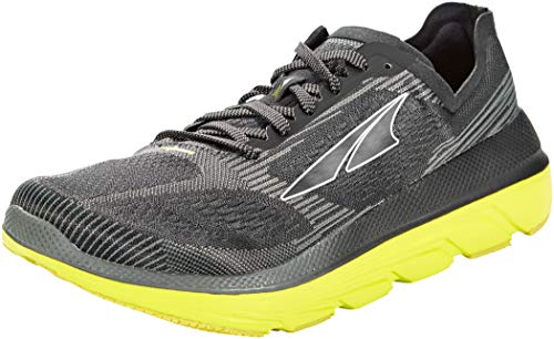 ALTRA Men's ALM1938F Duo 1.5 Road Running Shoe, Black/Lime - 13 M US