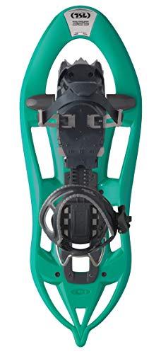 TSL Unisex– Erwachsene 325 Hike Grip Emerald Schneeschuh