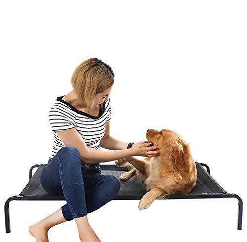 lovecabin Erhöhtes Haustierbett Hundeliege Hundekorb Orthopädisch Outdoor Waschbar Für Drinnen Draußen