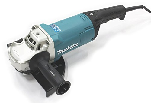 Makita GA9061RF haakse slijper 230 mm 2.200 W, 2200 W, 230 V, turquoise-zwart