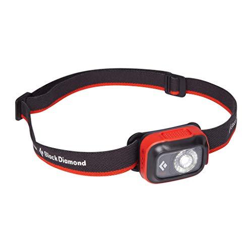 Black Diamond Sprint 225 HEADLAMP Linternas Frontales de Acampada y Marcha, Unisex-Adult, Octane, All