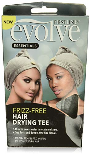 Evolve Frizz-Free Hair Drying Tee