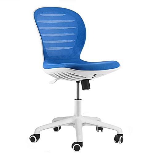 YouYou-YC bureaustoel leunstoel verstelbare rugsteun met armen geen armen Executive Ergonomicus gebruikt een taille om de roterende bureaustoel te beschermen