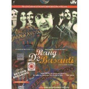Rang De Basanti by Aamir Khan