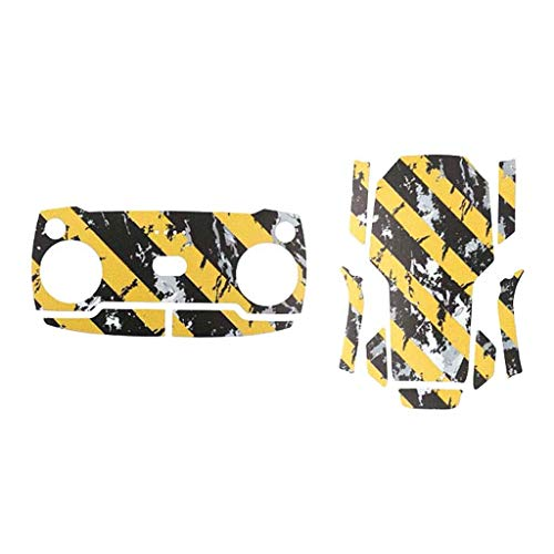 T TOOYFUL Graffiti Style RC Drone Waterproof Sticker Decal Skin DIY Accessory Compatible for DJI Mavic Mini RC Drone Accessory