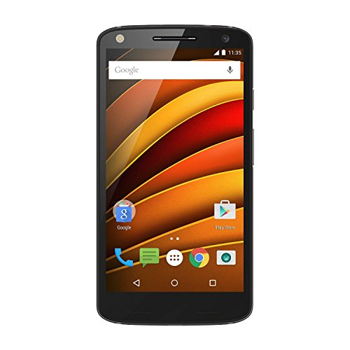 Motorola Moto X Force (XT1580) 32GB, GSM Unlocked Phone - Black