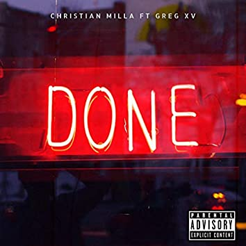 Done (feat. Greg XV)
