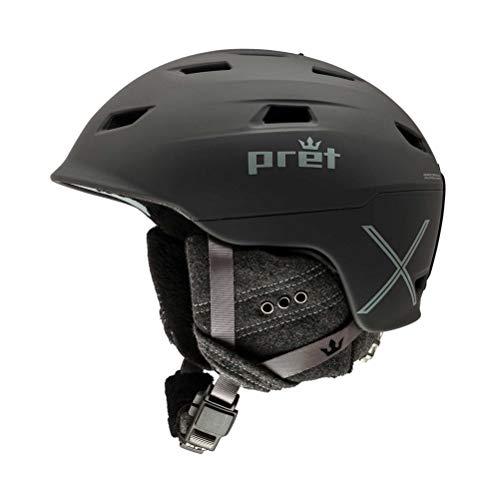 Pret Haven X Womens Helmet 2020 - Medium/Licorice
