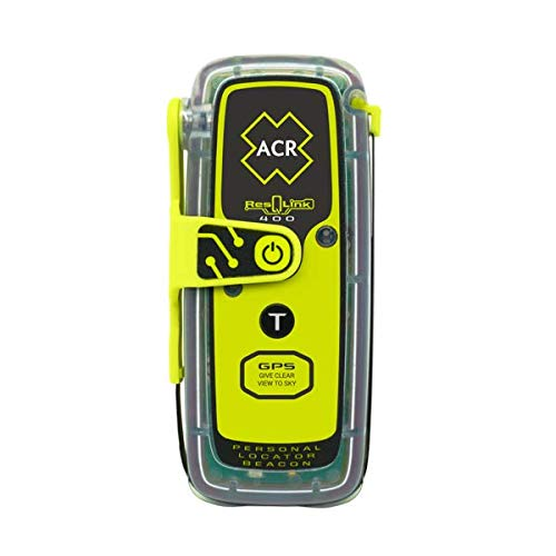 ACR ResQLink 400 - Buoyant GPS Personal Locator Beacon (Model: PLB-400)