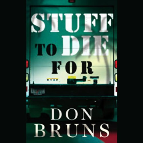Stuff to Die For audiobook cover art