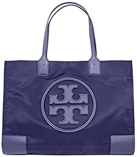Ella Nylon Top-Handle Tote