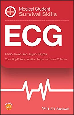 Medical Student Survival Skills: Ecg by Wiley–Blackwell