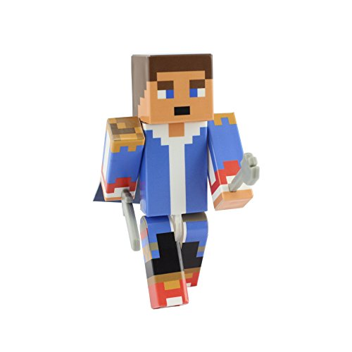 EnderToys Royal Prince Action Figure Toy, 4 Inch Custom Series Figurines