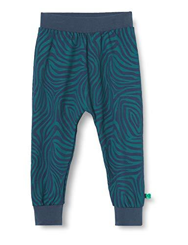 Fred'S World By Green Cotton Safari Pants Pantalon, Bleu (Midnight 019411006), 95 (Taille Fabricant: 80) Bébé garçon