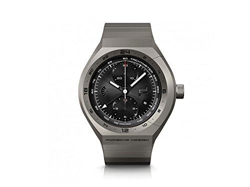 Reloj Automático Porsche Design Monobloc Actuator, GMT, 6030.6.02.001.02.5