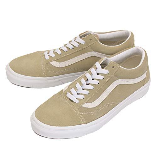 Old Skool - Zapatos de ante Beige Size: 39 EU
