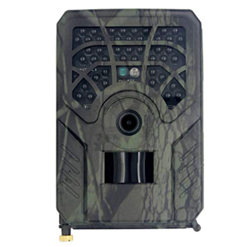 Nirmon PR300C Hunting Camera 12MP 120 Degrees Sensor Wide Angle Infrared Night Vision Wildlife Trail Thermal Imager Video Cam